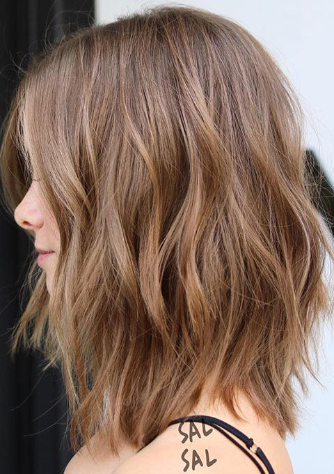 Trendy Brown Hairstyles And Haircuts Ideas In 2019